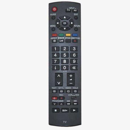 Mando a distancia Panasonic EUR7651110 y N2QAYB000222