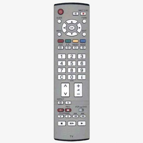 Mando a distancia Panasonic EUR7651030A y EUR765109A