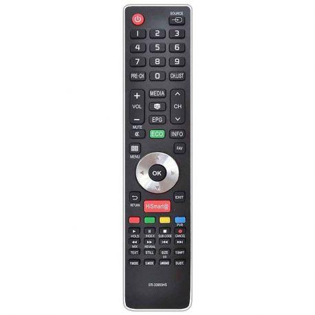 Mando Hisense ER-33903HS repuesto original mando a distancia Hisense ER-33903HS