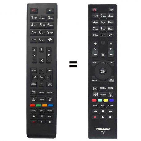 Mando a distancia Panasonic 30083972 / RC4861 / BRC0394802/01